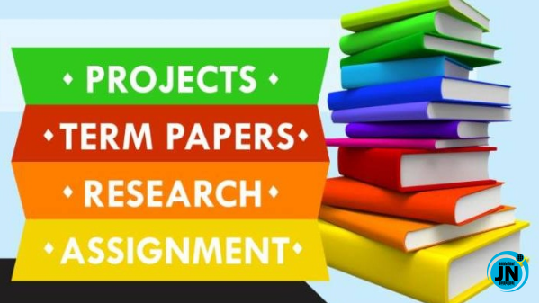 How To Write Final Year Research Project From Chapter One To Five